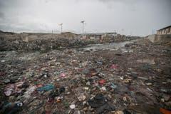 Port-au-Prince, Haiti. (Bild: Keystone)