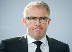 Lufthansa-Chef Carsten Spohr: «Es ist ein schwarzer Tag für die Airline». (Bild: Keystone)