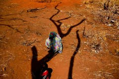 1. Preis Kategorie Ausland - Dominic Nahr - Grenzkonflikt im Sudan (Bild: Keystone)