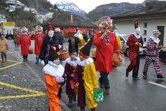 Der grosse Tag in Gersau. (Bild: Bote der Urschweiz)