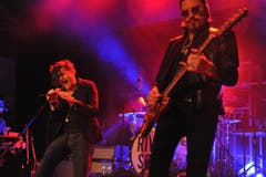 Die Band «Rival Sons» in Aktion. (Bild: PD)
