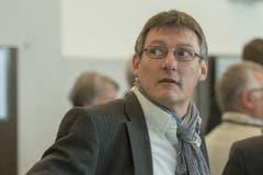 Paul Furrer, SP, schaffte die Wahl in den Regierungsrat nicht. (Bild: Keystone)