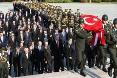 Nationalfeiertag in der Türkei (Bild: KEYSTONE)