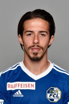 Jahmir Hyka 5,5: Seine wunderbaren Tore lassen den FCL 40 Minuten vom Sieg über Basel träumen. (Bild: Martin Meienberger/freshfocus)