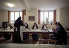 3. Platz, Kategorie Alltag, Orden der SS. Salvatore der Santa Brigida (Bild: Swiss Press Photo / Pablo Gianinazzi)