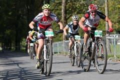 O-Tour Bike Marathon in Alpnach. (Bild: Philipp Schmidli)