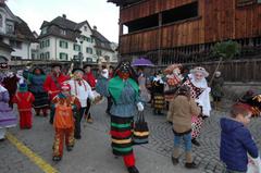 Die Rott in Schwyz. (Bild: Bote der Urschweiz)