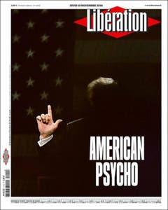 """Die französische Zeitung """"Libération"""". (Bild: Printscreen)"""