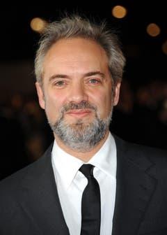 Er führte beim neuen Bond-Streifen Regie: Sam Mendes. (Bild: Keystone)