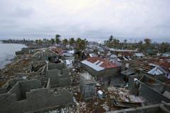 Les Cayes, Haiti. (Bild: Keystone)