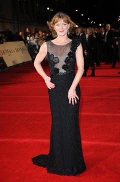 Samantha Bond wurde in den vier James-Bond-Filmen mit Pierce Brosnan bekannt als Miss Moneypenny. (Bild: Keystone)