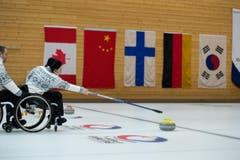 Team Slovakei. (Bild: Dominik Wunderli (Neue LZ))