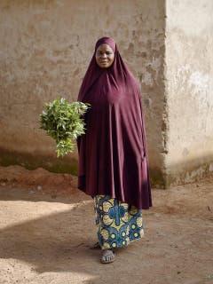 SWISS PRESS PHOTO 18 - 2. PREIS PORTRAIT: JONATHAN LIECHTI - Flüchtlinge im eigenen Land: Die porträtierten Personen mussten in Nigeria vor der Terrororganisation Boko Haram flüchten und leben nun in Sicherheit. (Bild: (SWISS PRESS PHOTO/Jonathan Liechti fuer Bieler Tagblatt))