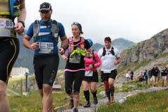 Am Ultra Lauf über 64 Kilometer nahmen 28 Wettkämpfer teil. (Bild: Roger Zbinden (Neue LZ))