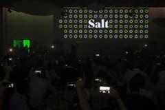 Platz 6: Salt (Bild: Keystone / Ennio Leanza)