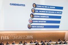 Die Kandidatenkür beginnt. (Bild: Keystone/Patrick B. Kraemer)