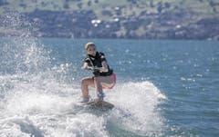 Lady Power (Bild: André A. Niederberger / Neue NZ)