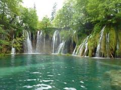 Nationalpark Plitvicer Seen (Kroatien) (Bild: Annemarie Merz)