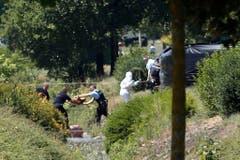 France Attack (Bild: Keystone)