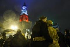 Der Martiniturm in Groningen (NL). (Bild: EPA/VINCENT JANNINK)