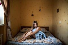 1. Platz, Kategorie Ausland, die Kinder von Tschernobyl werden gross. (Bild: Swiss Press Photo / Niels Ackermann)