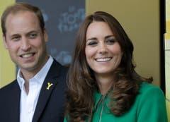 Das königliche Paar - hier in einer Aufnahme vom letzten Sommer - steht einmal mehr im Zentrum des Interesses. (Bild: Laurent Cipriani)