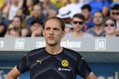 Dortmund-Trainer Thomas Tuchel (Bild: Keystone / Urs Flüeler)
