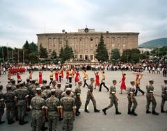 2. Preis Kategorie Ausland - Meinrad Schade - Strange Normality in Nagorno-Karabakh (Bild: Keystone)