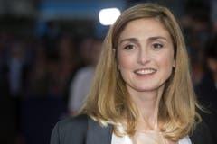 Platz 6: Julie Gayet. Frankreichs Staatschef Françcois Hollande hatte eine Liebesaffäre mit der 42-jährigen Schauspielerin. (Bild: Keystone)