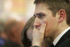 Er ist enttäuscht über Romneys Niederlage. (Bild: Keystone)