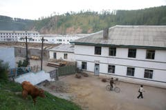 Eine Impression vom ländlichen Nordkorea. (Bild: Martin von den Driesch)