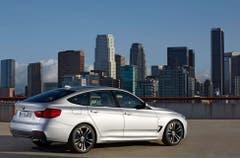 BMW 3er GT: Nach Limousine und Kombi zeigen die Bayern nun am Genfer Salon erstmals die dritte Karosserie-Variante ihrer 3er Reihe. (Bild: PD)