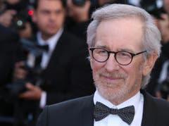 Regisseur Steven Spielberg - hier beim Filmfestival in Cannes - blieb nicht ewig glücklich mit Amy Irving. (Bild: Keystone)