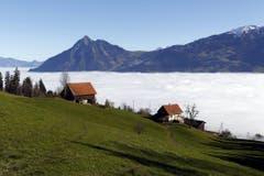 Sachseln im Kanton Obwalden. (Bild: Keystone)