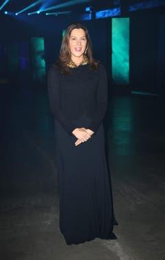 Tochter eines früheren Bond-Regisseurs: Barbara Broccoli. (Bild: Keystone)