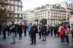City Hall, Paris (Bild: EPa / Christophe Petit Tesson)