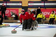 Team Norwegen. (Bild: Dominik Wunderli (Neue LZ))
