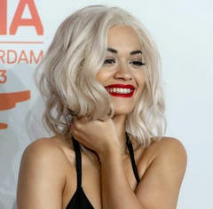 Rita Ora. (Bild: Keystone)