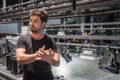 «Ich habe gestaunt, was der Kanton Uri zu bieten hat», sagt Bühnenbildner Beni Küng. (Bild: Boris Bürgisser)