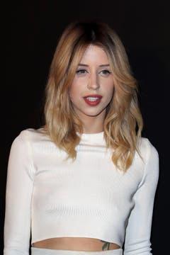 Platz 7: Peaches Geldof starb am 7. April 2014. Die 25-Jährige litt an Heroinsucht. (Bild: Keystone)