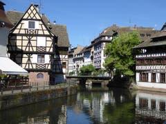 Strassburg,die Metropole des Elsass (Bild: Hans Scheidegger)
