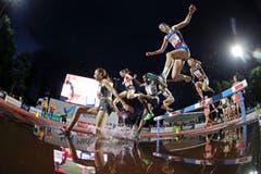 3000m Steeplerennen der Frauen (Bild: Philipp Schmidli)