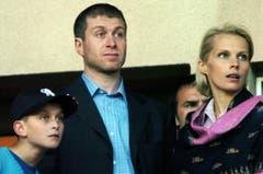 Der russische Oligarch und Besitzer des Fussballclubs Chelsea war von 1991 bis 2007 mit Irina verheiratet. Die Scheidung kostete ihn 300 Millionen Dollar - Platz acht. (Bild: Keystone)
