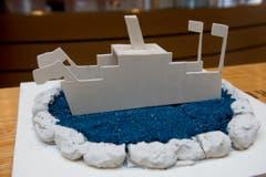 Projekt «Das Schiff». (Bild: Corinne Glanzmann/Neue NZ)