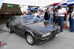 Maserati Biturbo (1983). (Bild: Werner Schelbert (Neue ZZ))