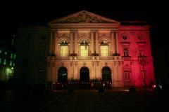 … das Stadthaus von Lissabon, … (Bild: EPA / ANTONIO COTRIM)