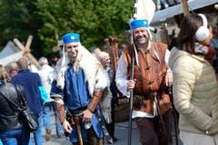Mittelalterfest (Bild: Maria Schmid / Neue ZZ)
