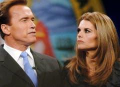 Ex-Gouverneur und Schauspieler Arnold Schwarzenegger trennte sich nach 25 Ehejahren von Maria Shriver. Die Trennung kostete ihn 250 bis 375 Millionen Dollar. (Bild: Keystone)