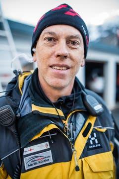 Rettungschef Martin Küchler: «Bis auf wenige Details hat alles funktioniert.» (Bild: Roger Grütter / Neue LZ)