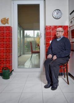 3. Preis Kategorie Kunst und Kultur - Thomas Wuethrich - Ernst Burren, Schriftsteller (Bild: Keystone)